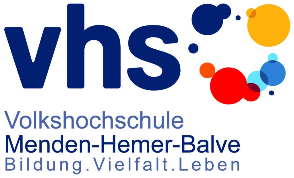 Logo der Volkshochschule Menden-Hemer-Balve