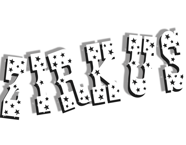 Logo des Balver Zirkus-Feriencamps mit dem Schriftzug Balver Zirkus-Feriencamp