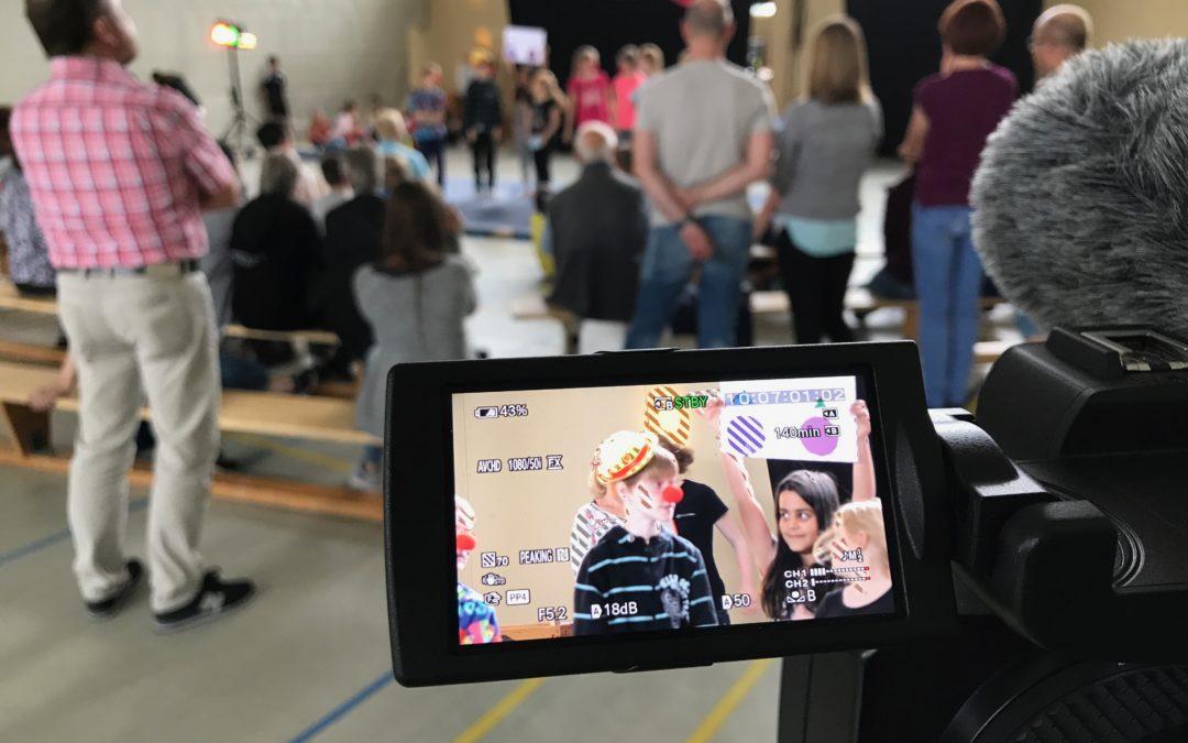 Abschluss Woche 2: Ergebnisse des Video-Workshops